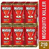 Mortein Insta5 Refill - 35 ml (Pack of 6)