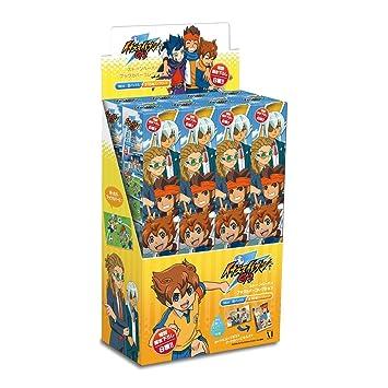 Inazuma Eleven GO Piedra libro de papel BOX colecci?n de telas (jap?