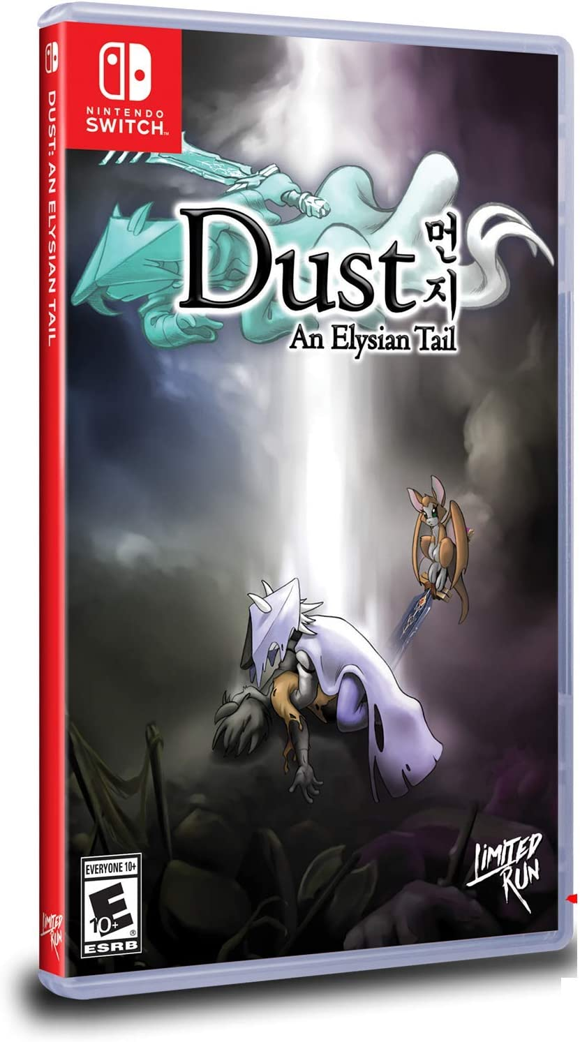 Amazon.com: Dust: An Elysian Tail (Switch Limited Run #12 ...