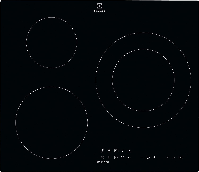 Electrolux LIT60336 hobs Negro Integrado Con - Placa (Negro ...
