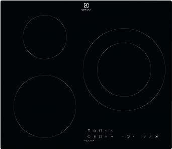 Electrolux LIT60336 hobs Negro Integrado Con - Placa (Negro, Integrado, Con placa de inducción, 2500 W, 14,5 cm, 3700 W): 286.77: Amazon.es: Grandes electrodomésticos