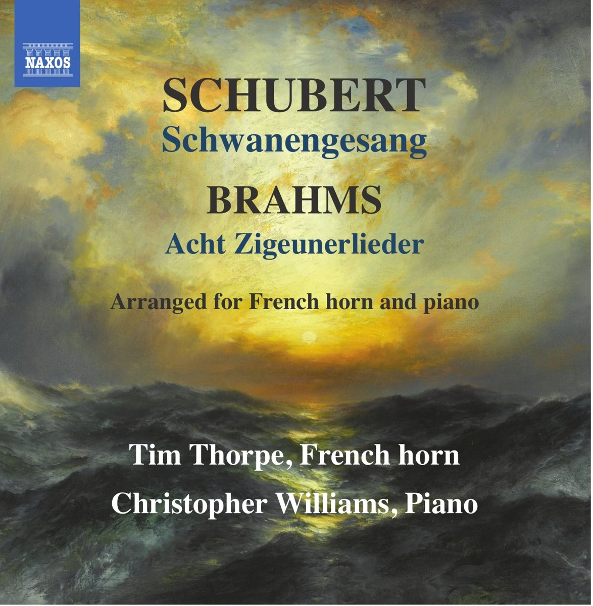 CD : CHRIS WILLIAMS - TIM THORPE - Schwanengesang (CD)
