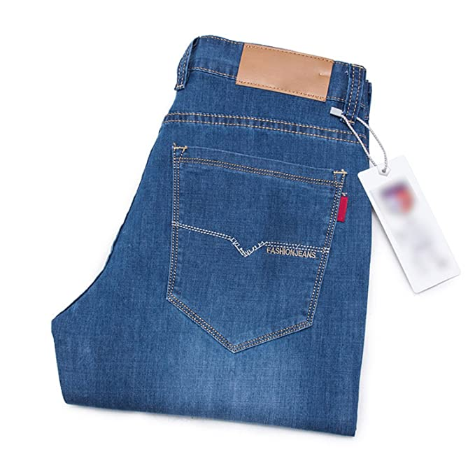 Amazon.com: Aancy Plus - Pantalones vaqueros para hombre ...