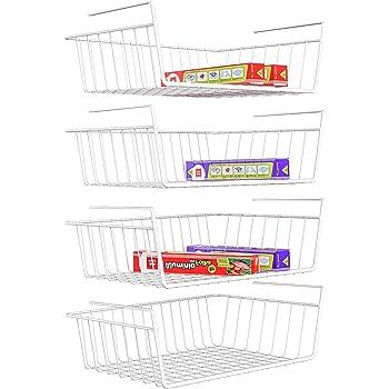 Amazon Com Shelf On Wheels Expandable Kitchen Pantry Roll