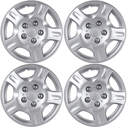 OxGord 15 inch Hubcaps Best for - Nissan Maxima - (Set of 4) Wheel