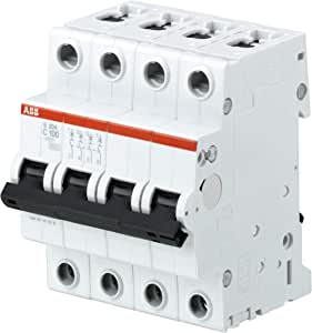 ABB 2CDS254001R0824 MINI INTERRUPTOR S204-C100 AMPS
