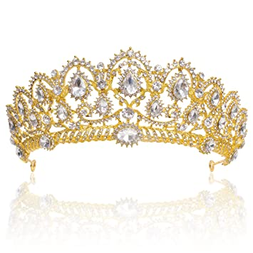 Yellow Tiara