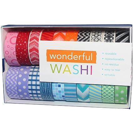 Amazon Wonderful Washi Tape Japanese Decorative Paper Craft