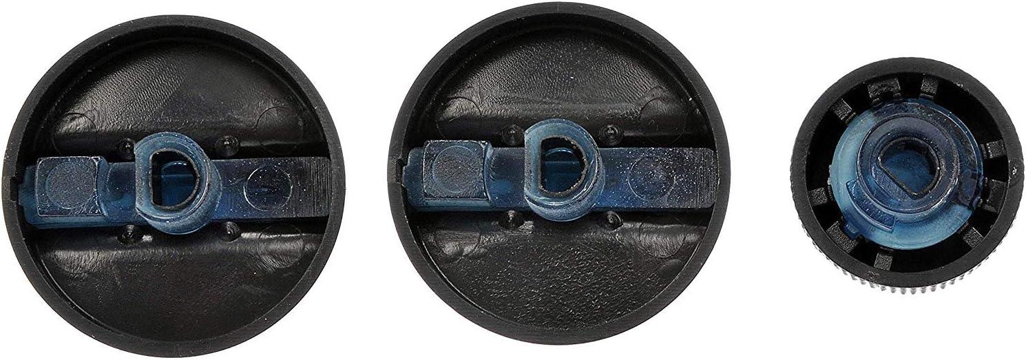 Temperature Control Knobs for Dodge Ram