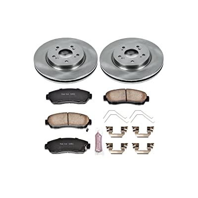 Autospecialty KOE5432 1-Click OE Replacement Brake Kit: Automotive [5Bkhe1505561]