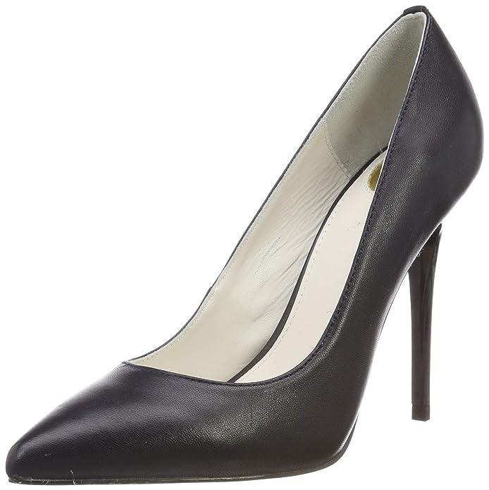 Buffalo 11335x-269 L, Zapatos de Tacón para Mujer, Azul (Navy 000), 36 EU