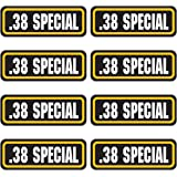 AZ House of Graphics 38 Special Ammo Sticker 8 Pack