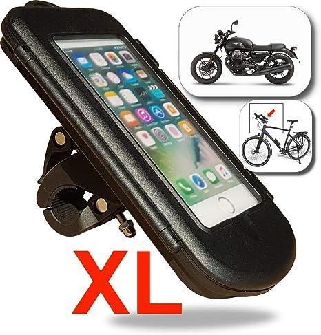 WESTIC FTWD-18XL Soporte para teléfono de bicicleta o Motocicleta ...