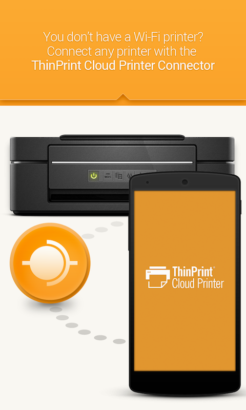 ThinPrint Cloud Printer – Print directly via WiFi