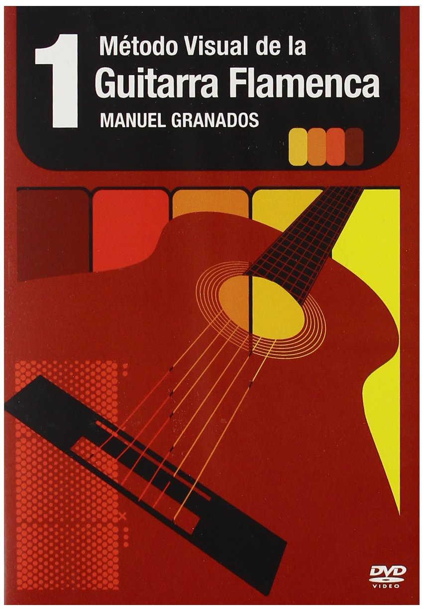 Método Visual de la Guitarra Flamenca 1 [DVD]: Amazon.es: Manuel ...