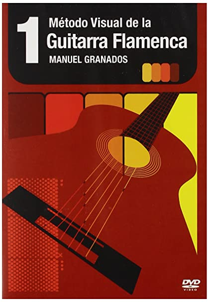 Método Visual de la Guitarra Flamenca 1 [DVD]: Amazon.es: Manuel ...