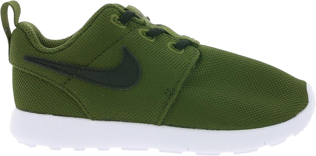 Nike Sportswear Roshe One Sneaker oliv schwarz