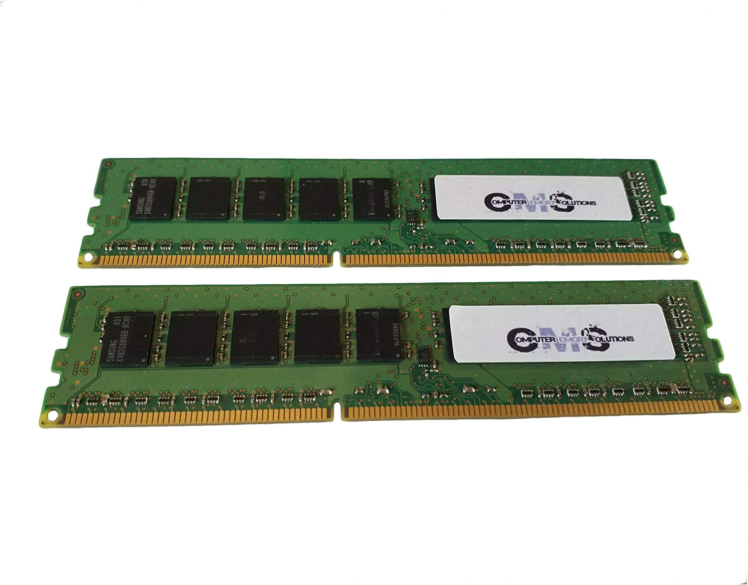 RAM Memory Compatible with Synology RackStation RS2418+//RS2418RP 2X8GB by CMS D28 16GB