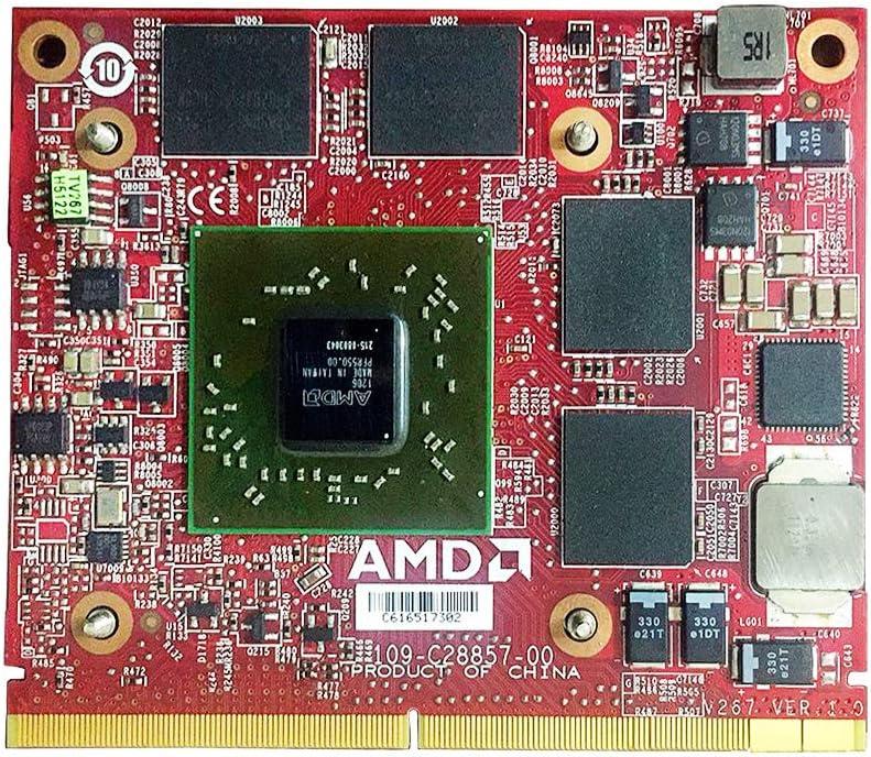 New GDDR5 1GB Graphics Video Card GPU Replacement, for HP EliteDesk 800 Elite 8200 8300 G1 Mini Small Desktop PC, AMD Radeon HD 7650A MXM VGA Board Upgrade Parts
