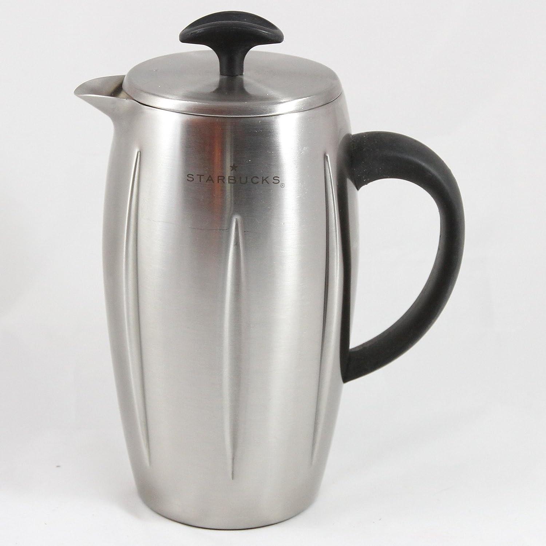 Starbucks Barista térmica de acero inoxidable café prensa 8 tazas ...