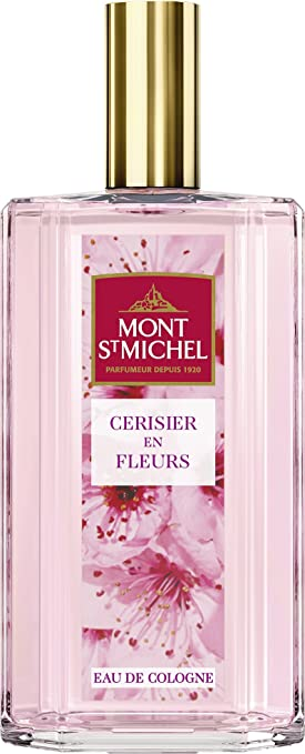 Mont Saint Michel Cerezo en Flor - Colonia, 75 ml