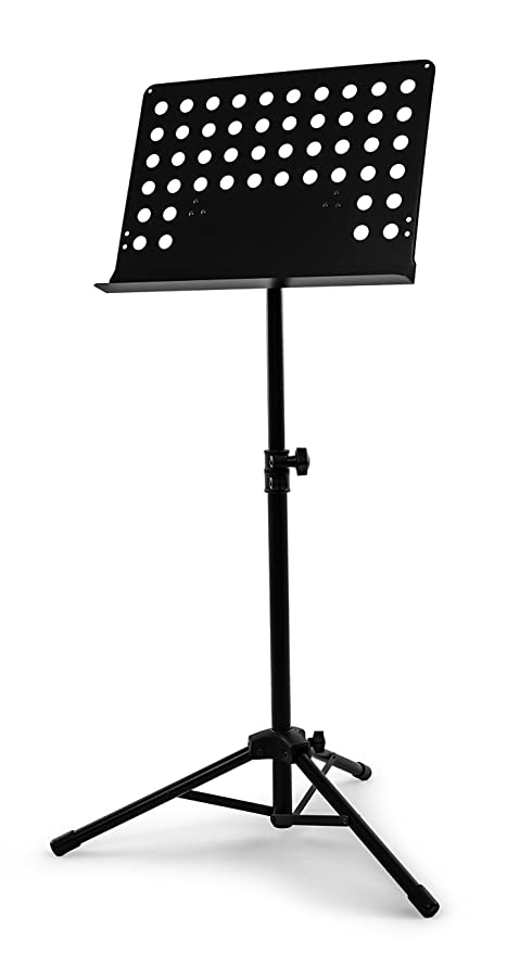 Nomad NBS 1310 Orchestral Music Stand With Perforated Desk