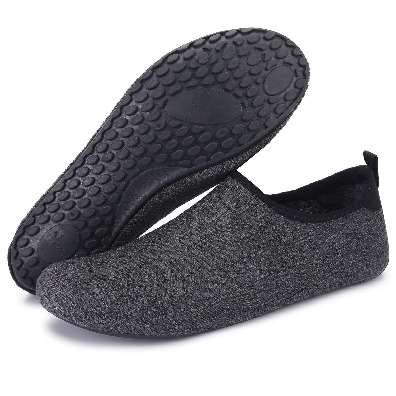 326b28c0cb74fa Barerun Barefoot Quick-Dry Water Sports Shoes Aqua Socks for Swim Beach  Pool Surf Yoga for Women Men