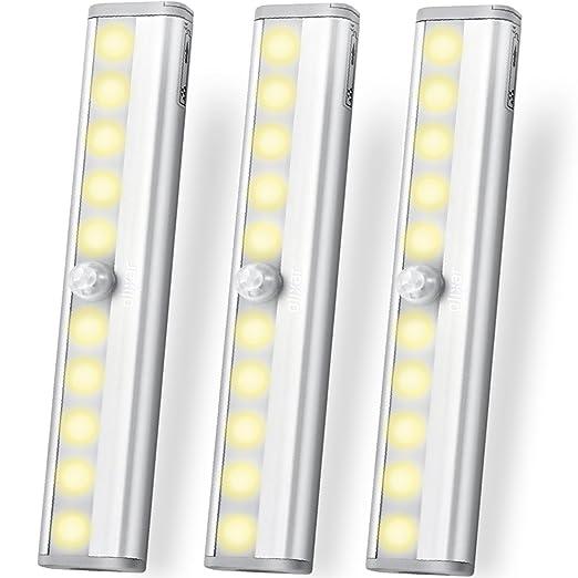 LED Motion Sensor Light   Wireless Battery Operated Stair Light    Wardrobe/Cupboard Light
