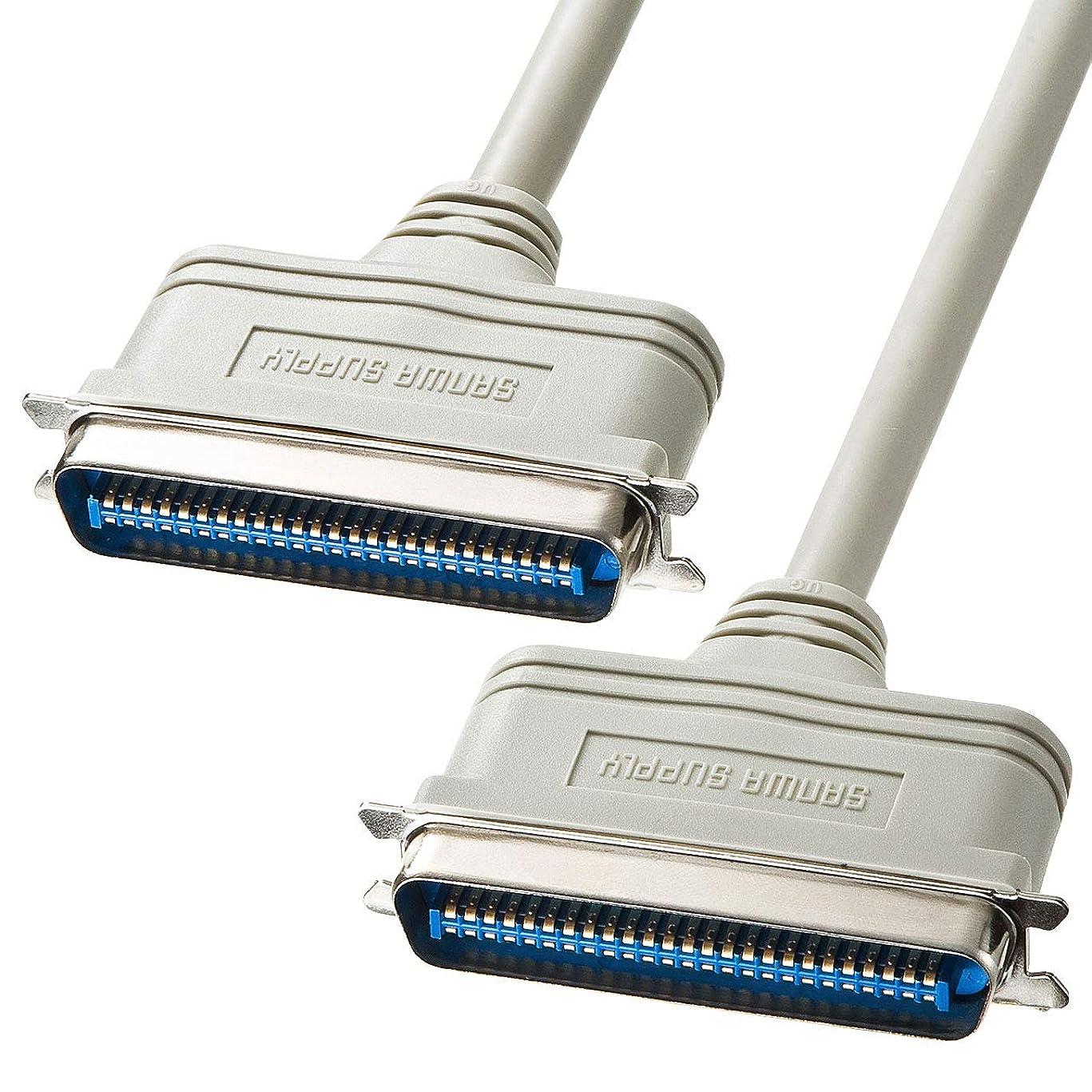 ブルーベル腸承知しましたアクロス mac SCSIケーブル 0.5m Dsub25Pオス-ハーフピッチ50Pオス AMS352