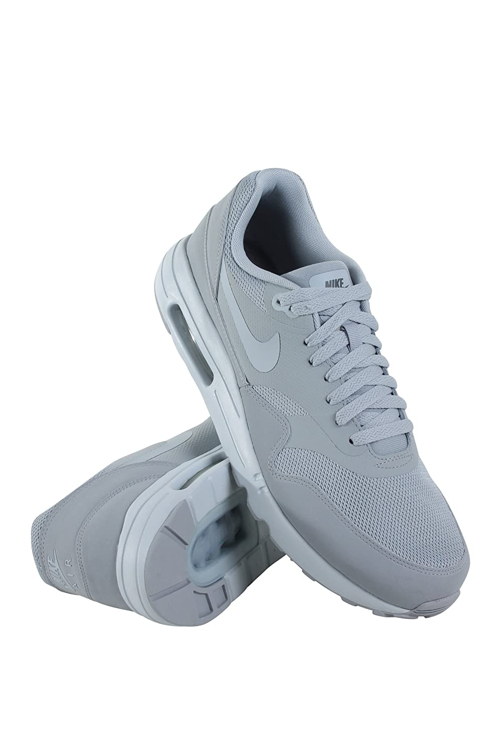 Nike Mens Air Max 1 Ultra 2.0 Essential Casual Shoes Gray 14 Medium (D)