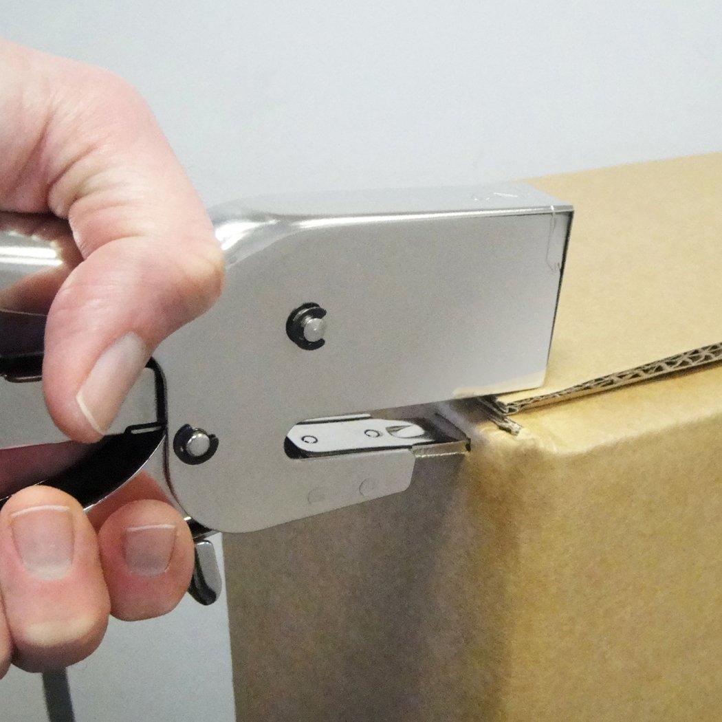 Pack of 2000 Rapesco 1306 Set Classic Heavy Duty 73 Plier Stapler and Staples 73//12 mm