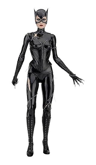 NECA- Catwoman Michelle Pfeiffer, Figura de 45 cm, Escala 1 ...