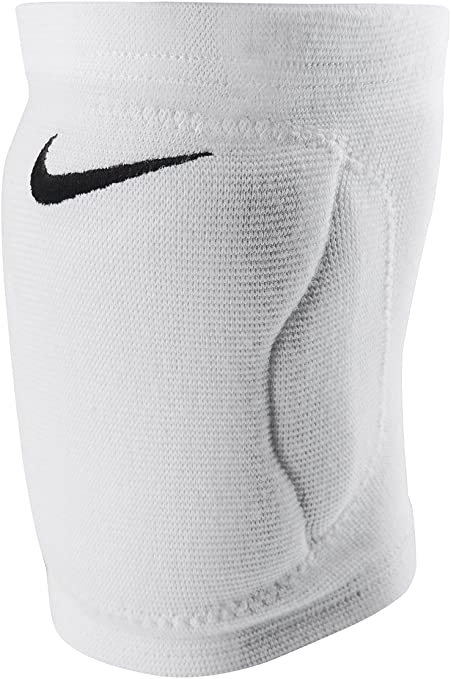 Nike Volleyball Streak Kneepad Size XL//XXL 1 Pair Men/'s /& Women/'s Black//White