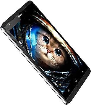 Moviles Libres Baratos 4G 16GB ROM /Memoria Extendida 128 GB, 5.0 Pulgadas 5MP Cámara Smartphone Libre Dual SIM 4G WiFi Moviles Baratos y Buenos Smartphone Batería 2800mAh J3(2020) Móvil Libre: Amazon.es: Electrónica