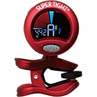 Snark Super Tight Clip On Tuner Snark ST-2  Guitar Tuner Small Black