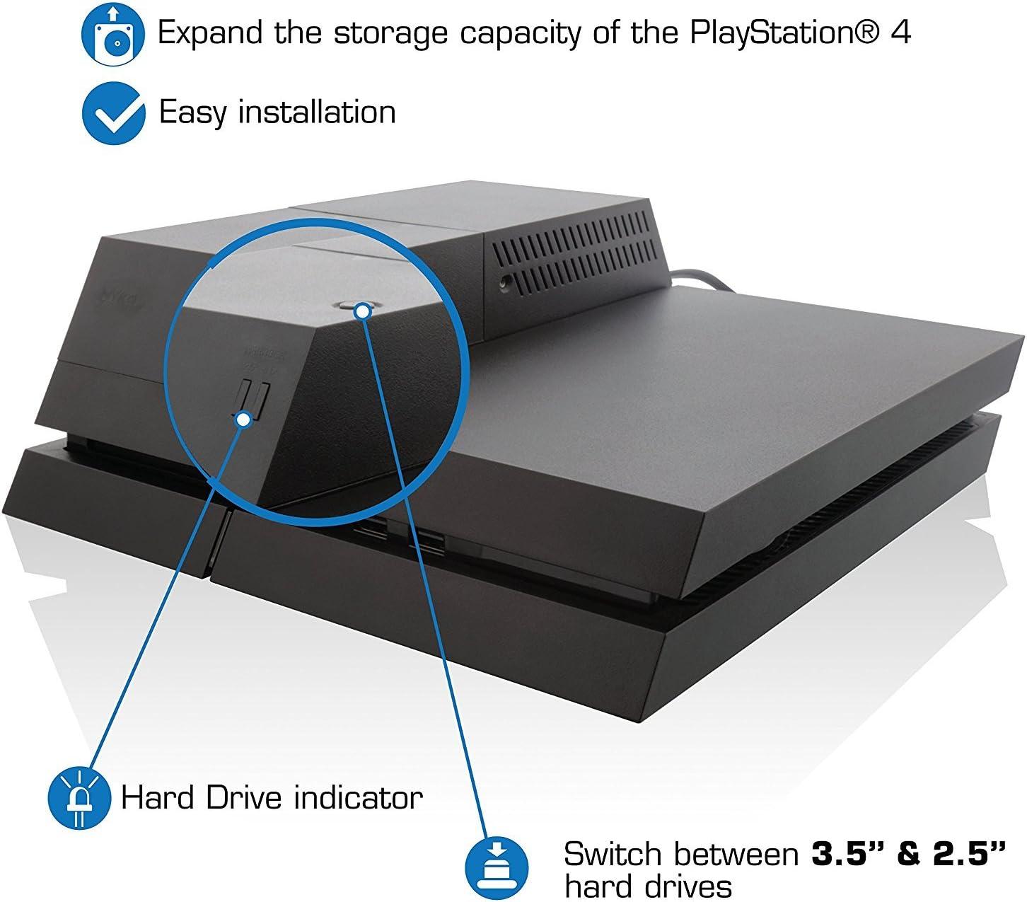 Playstation 4 Block Diagram Schematics Wiring 3 Circuit Amazon Com Nyko Data Bank Video Games Connections