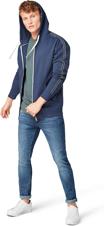 Tom Tailor Basic Crew-Neck Pullover Uomo