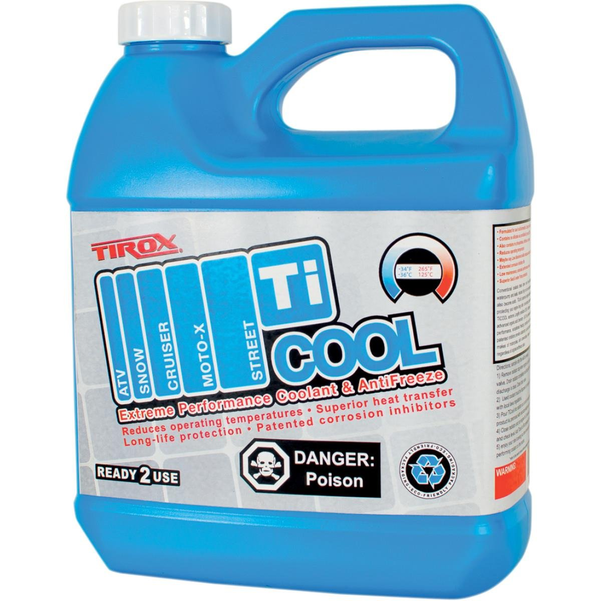 Tirox Ti-Cool Coolant - 2L. 803513