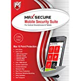 Max Secure Software Max Total Security for Android Version 6 - 1 Phone, 3 Years (Email Delivery in 2 Hours - No CD)
