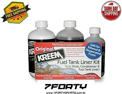 Kreem Products Kraftstofftank Liner Combo-Pak 1210