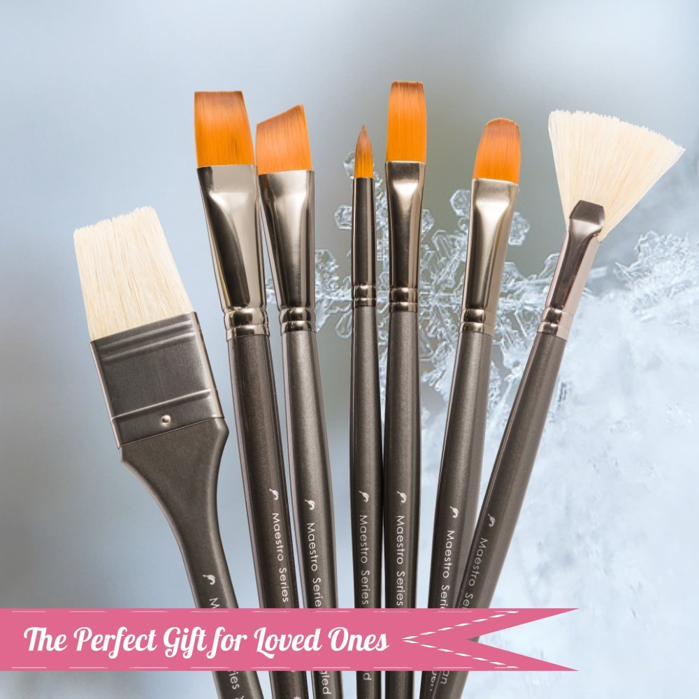 Artist Paint Brushes 15pc set,Lowest Price,Free shipping