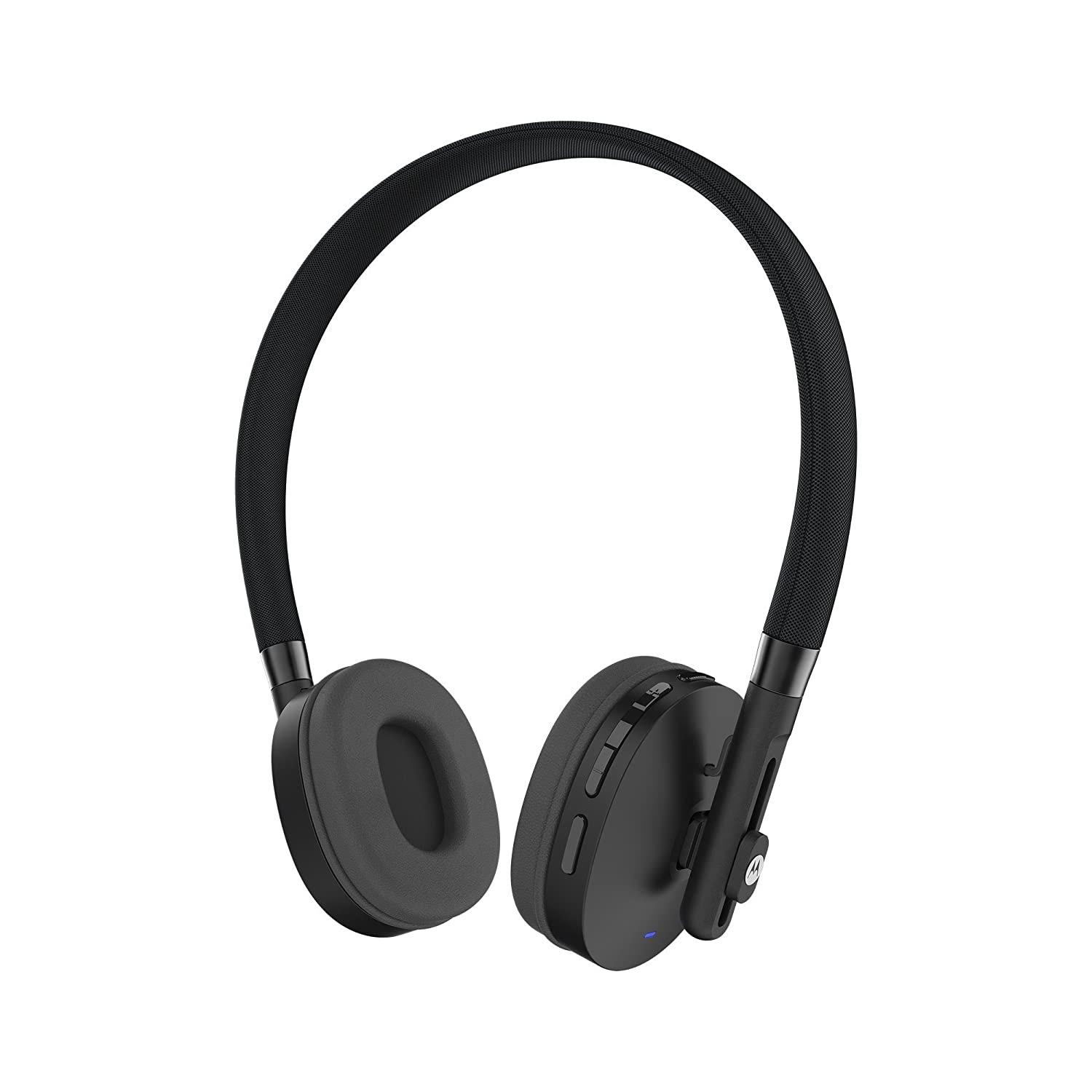 motorola headphones. motorola pulse bluetooth wireless on-ear headphones for android or ios device,black: pulse: amazon.in: electronics e
