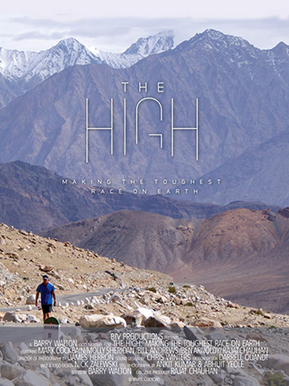 The High - Making the toughest race on Earth on Amazon Prime Video UK