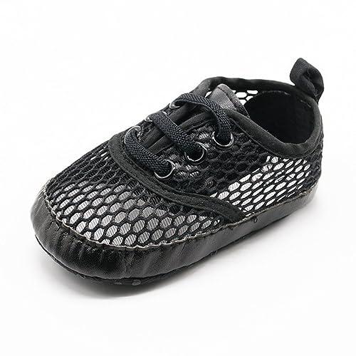 Amazon.com: Z-T futuro Unisex zapatos de bebé – Slip-On ...