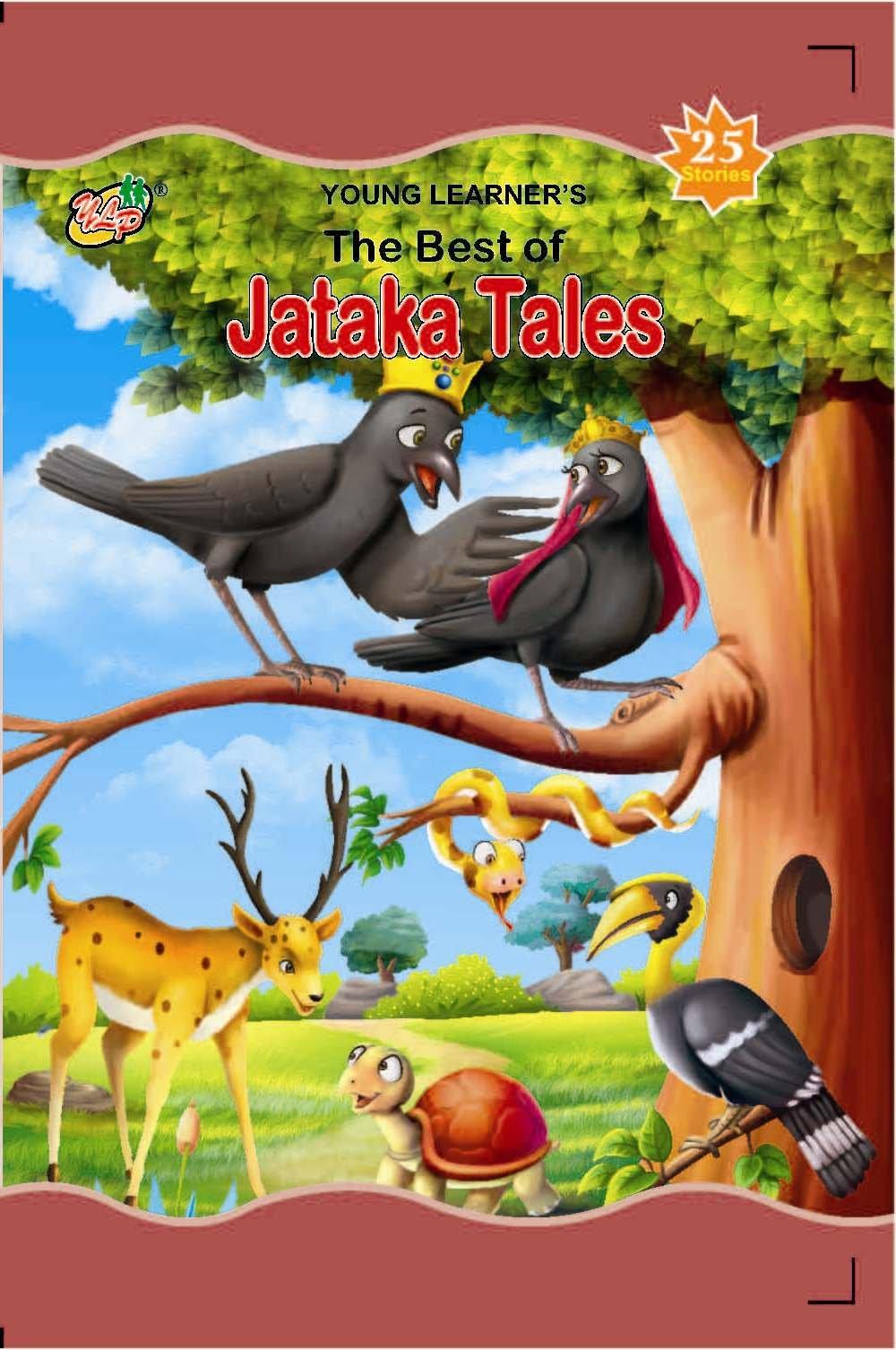 Jataka Tales In English Pdf