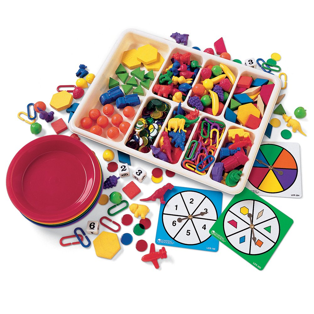 Learning Resources Super Sorting Set with Cards by Learning Resources