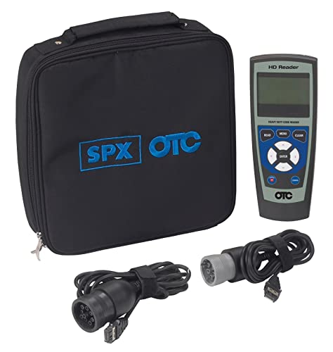 OTC 3418 is also a great Professional Heavy Duty Truck Scan Tool