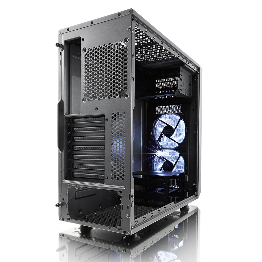 Amazon.com: Fractal Design Focus G ATX Mid Tower - Carcasa ...
