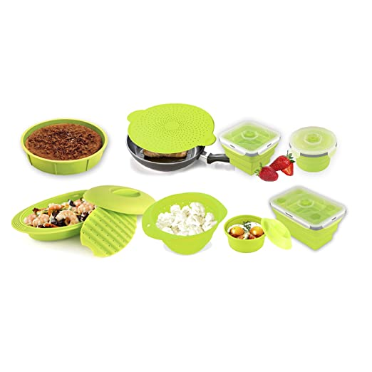Colección Sivita de accesorios de cocina fabricados con silicona ...