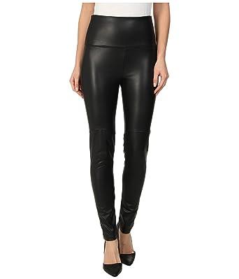 6fdf34857de923 Vegan Leather Legging By Lysse ~Black (X-SMALL, BLACK) at Amazon ...
